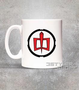 ralph tazza mug raffigurante il logo di ralph supermaxieroe