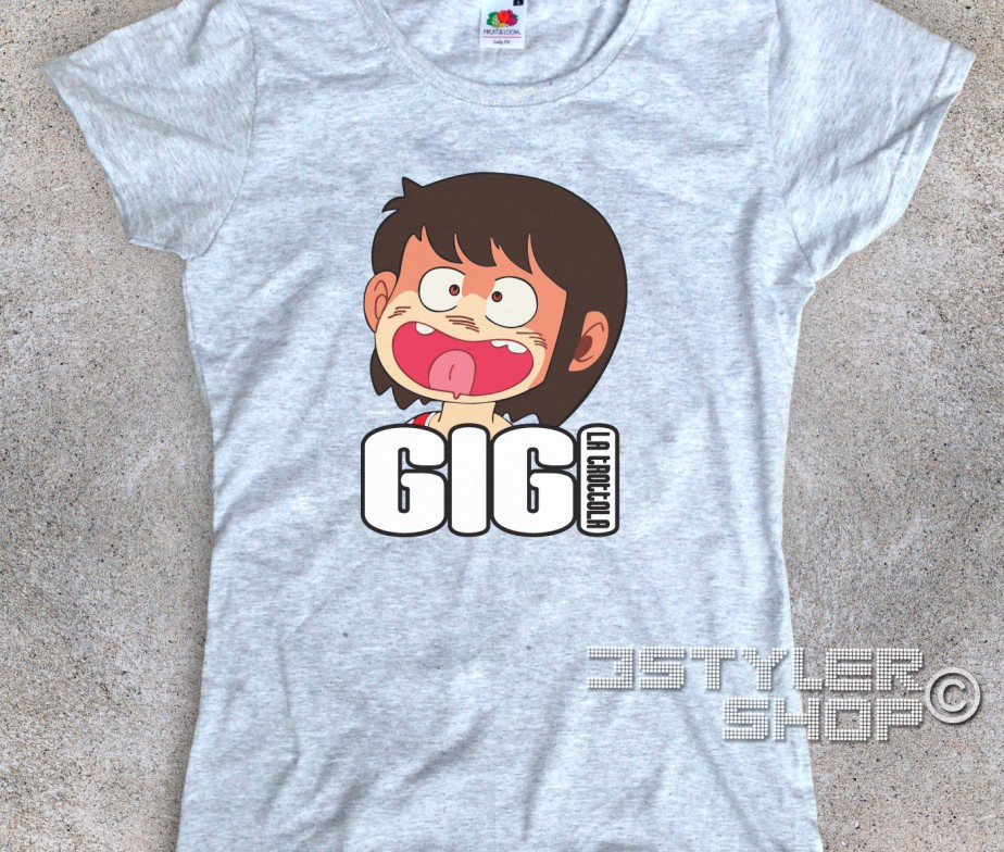 Gigi la trottola t shirt donna