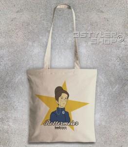 rottermeier shopper raffigurante la governante di Heidi Clara