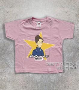 rottermeier t-shirt bambino raffigurante la governante di Heidi Clara