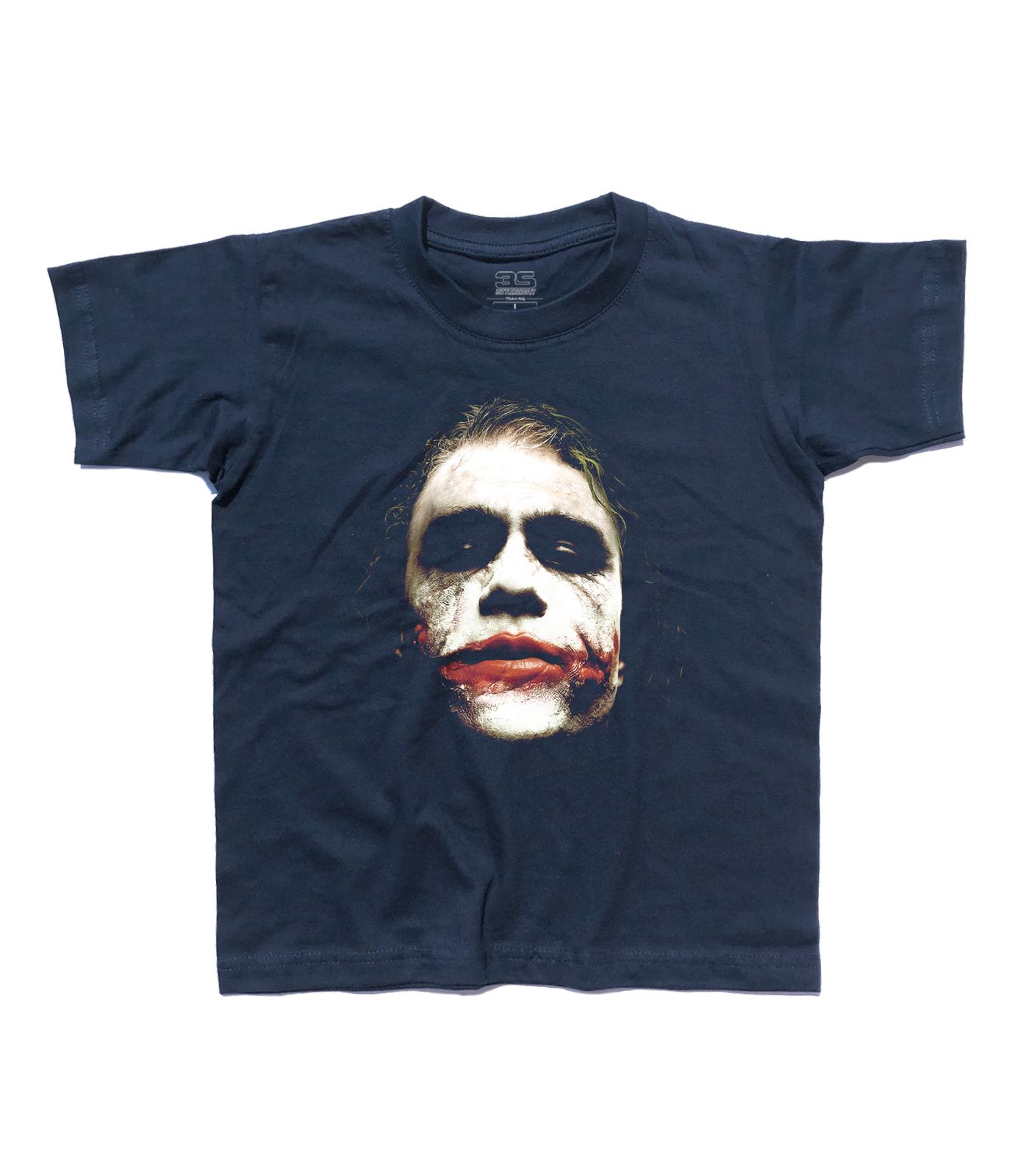 Maglia DC Comics Design Originale Concesso su Licenza Maglietta Girocollo Nero Il Ritorno Logoshirt T-Shirt Il Cavaliere Oscuro Dark Knight Rises
