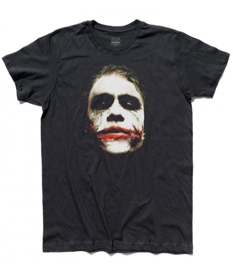 joker t-shirt uomo il cavaliere oscuro