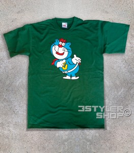 supertelegattone t-shirt uomo con Oscar il gatto di super classifica show