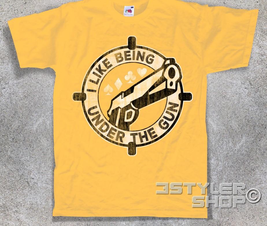 Poker under the gun