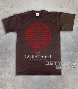 I soliti sospetti t-shirt uomo con logo Kobayashi porcellane