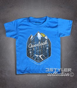 Overlook Hotel t-shirt bambino ispirata alla location del film horror Shining