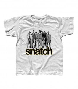 snatch t-shirt bambino lo strappo
