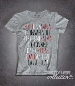 Zucchero t-shirt donna