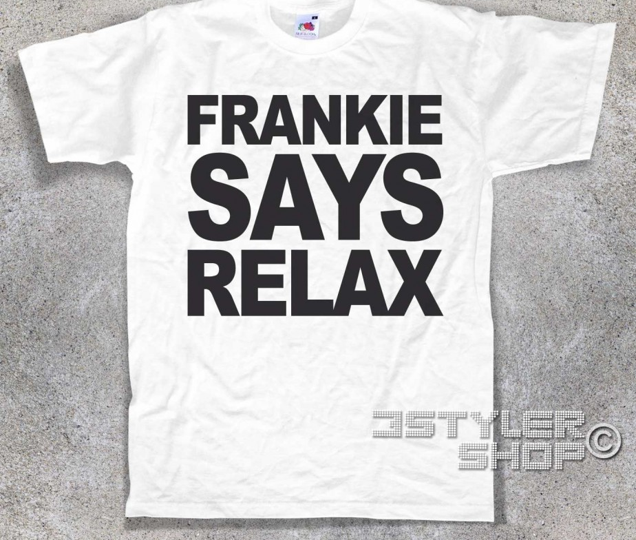 frankie says your gay t shirt