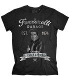 The Fonz t-shirt uomo ispirata a Fonzie di Happy Days