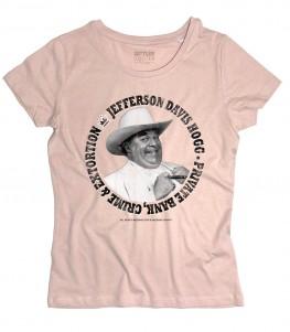 Boss Hogg t-shirt donna ispirata al ricco antagonista della serie Hazzard