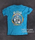 The Banana Splits t-shirt uomo raffigurante i componenti della band dei cartoni anni 70