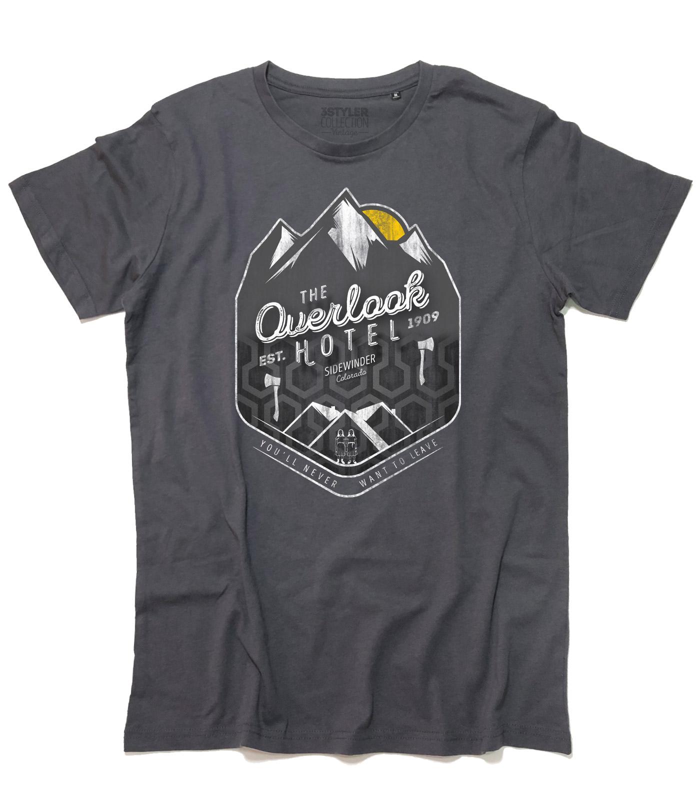 T-shirt donna Qualcuno volò sul nido del cuculo Cuckoo/'s Nest Jack Nicholson