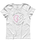 One of My Turns t-shirt donna ispirata alla canzone dei Pink Floyd