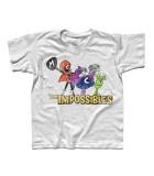 the impossibles t-shirt bambino gli impossibili