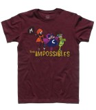 the impossibles t-shirt uomo gli impossibili