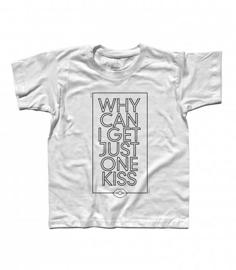add it up t-shirt bambino ispirata ai violent femme
