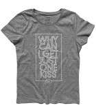 add it up t-shirt donna ispirata ai violent femme
