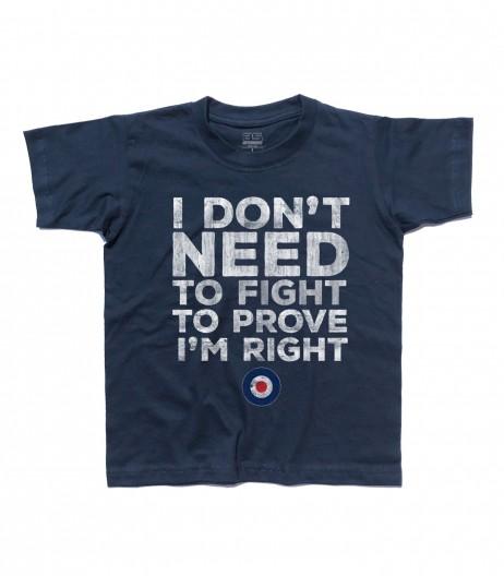 baba o riley t-shirt bambino ispirata alla canzone degli Who