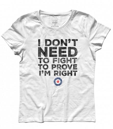 baba o riley t-shirt donna ispirata alla canzone degli Who
