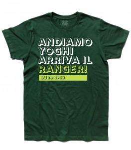 bubu t-shirt uomo andiamo Yoghi