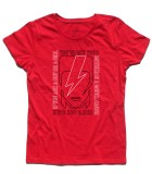 rebel rebel t-shirt donna david bowie