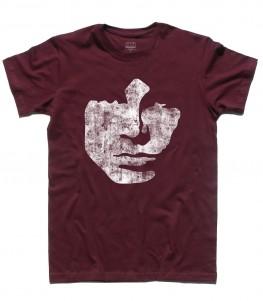 Jim Morrison t-shirt uomo vintage face