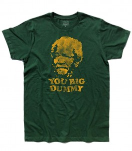 sunford and son t-shirt uomo con scritta you big dummy