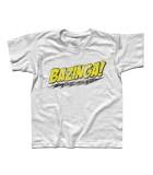 bazinga t-shirt bambino the big bang theory