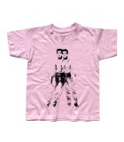 elvis double t-shirt bambino andy warhol