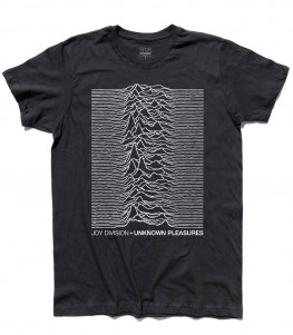 Joy Division t-shirt uomo unknow pleasures