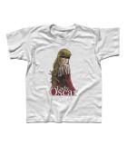 lady oscar t-shirt bambino cartoni anni 80