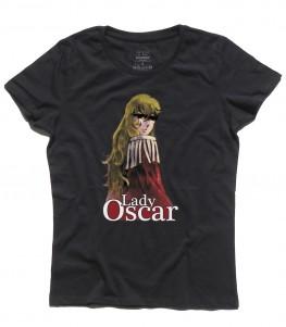 lady oscar t-shirt donna cartoni anni 80