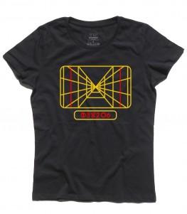 stay on target t-shirt donna sky walker vision