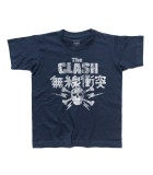 clash t-shirt bambino japanese tour