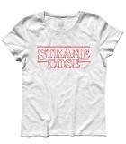 stranger things t-shirt donna strane cose