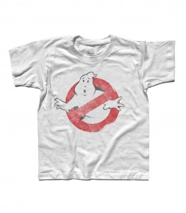ghostbusters t-shirt bambino vintage logo