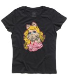 Miss piggy t-shirt donna the Muppet Show