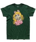 Miss piggy t-shirt uomo the Muppet Show