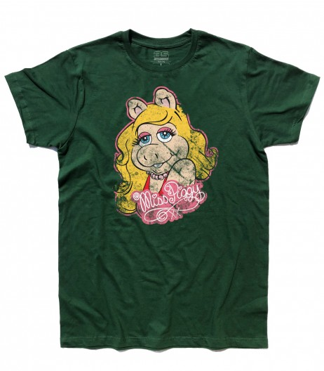 Miss piggy t-shirt uomo the Muppet Show