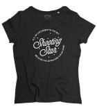 ufo robot t-shirt donna shooting star