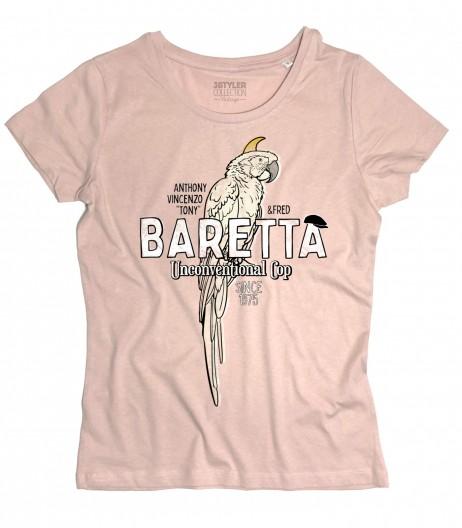 baretta t-shirt donna unconventional cop