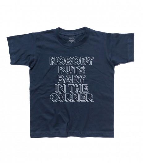 dirty dancing t-shirt bimbo baby e Jhonny