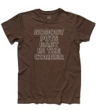 dirty dancing t-shirt uomo nobody puts baby in a corner