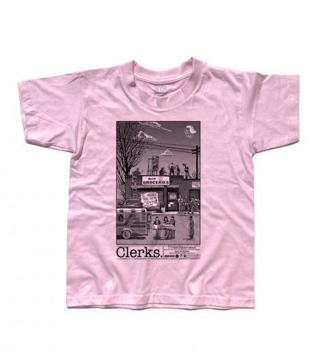 Clerks t-shirt bambino ispirata al film omonimo