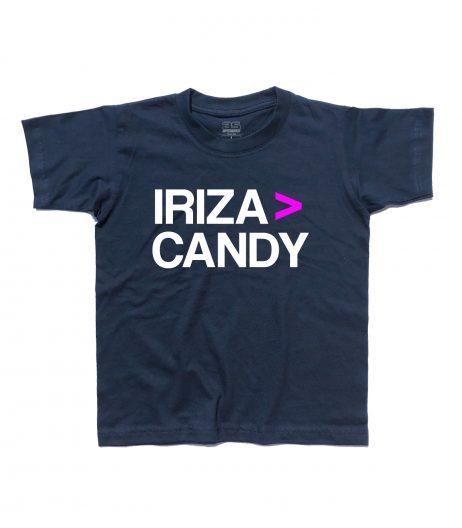 Candy candy t-shirt bambino ispirata alla cattiva Iriza