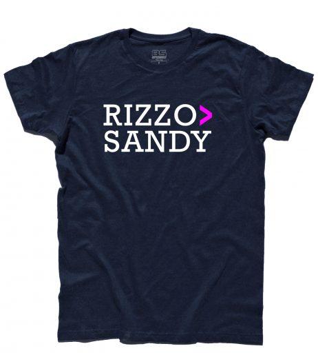 Grease t-shirt uomo con scritta Rizzo > Sandy